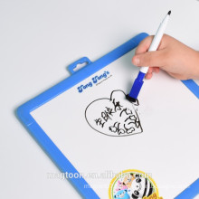 best selling dry erase kids magnetic plastic writing board for stationary