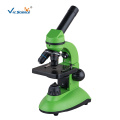 Green Monocular Students Microscope Series