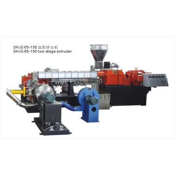 Cable wire scrap granulating machine