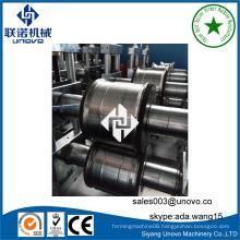 round type shutter roll forming machine