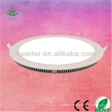huerler manufacturing direction main product 4w/6w/9w/12w/15w/18w round/square shape square led round panel light