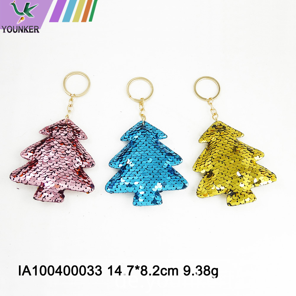 Christmas Tree Key Chain
