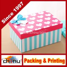 Caixa de presente de papel / caixa de embalagem de papel (110240)