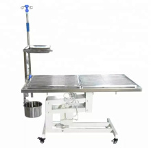 Electric electric lifting stainless steel  animal veterinary electric ot operation table surgical veterinary
