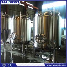 KUNBO Edelstahl 1000L helles Bier Brite Wasserkocher Tank