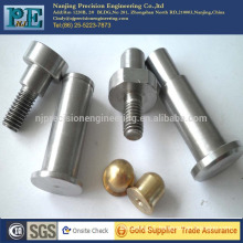 Customized top grade stainless steel shafts for auto parts