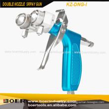 Double Nozzle Multi function Spray Gun