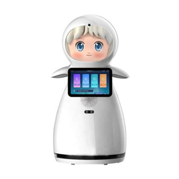 Robot educativo de dispositivos inteligentes