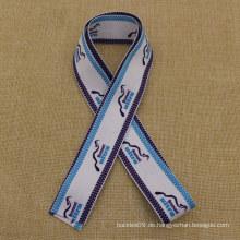 Custom 1 '' Breite Sublimation Ribbon mit benutzerdefinierten Logo