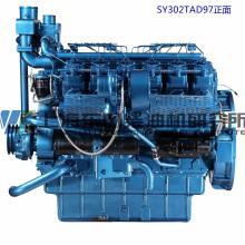 720 kW, Shanghai Dongfeng Dieselmotor für Generator / Motor