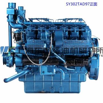 12cylinder, Cummins, 968kw, Shanghai Dongfeng Diesel Engine for Genset