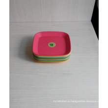 Eco Bamboo Fiber Small Tray (BC-T1004)