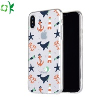 Eco-vriendelijke Animal Pattern PC Phone Case voor Iphone