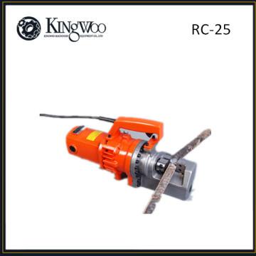 Coupeur de barre en acier hydraulique à haute efficacité RC-25