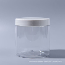 250ml Pet Jar for Candy for Food for Ice Cream for Cosmetic (EF-J16P250)