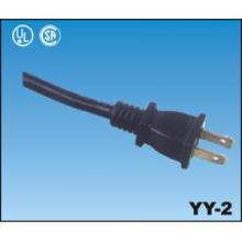 Cables de alimentación americana de UL
