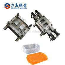 High quality hot sale container classified lid box mould