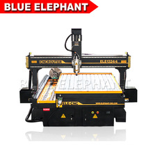 Woodworking Machine CNC Router 1324-4 Axis CNC Routers with Computer Control Wood CNC Router