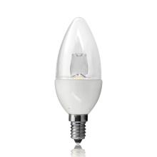 4.5W C42 LED Dimmable Candle Lamp для внутреннего освещения