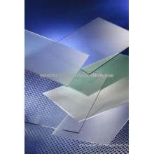 Lámina de poliestireno transparente de 1220 mm x 2440 mm