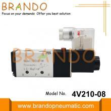 Électrovanne pneumatique 1/4 '' PT 4V210-08 de type Airtac