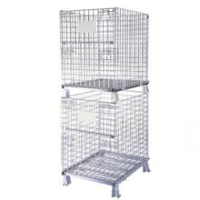 Yd-K005 Warehouse Folding Mesh Wire Storage Cage