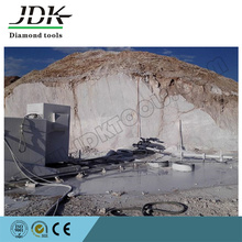 Jdk Diamond Wire Saw for Marble / Granite Quarry Block