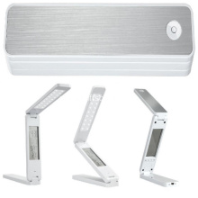 Promocional Dobrável Desk Light W / LCD