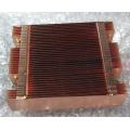 Copper extrusion heat sink copper profile