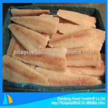 Congelé alaska pollock fillet fruits de mer ample fournisseur