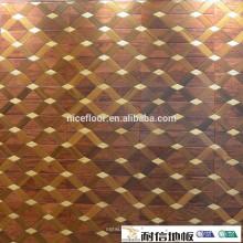 HDF деревянный ламинатный паркет