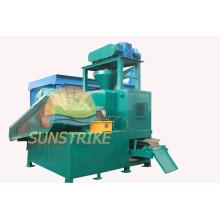 Einfache Operation 450 Modell Aluminium Podwer Brikett Pressmaschine