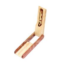 Gitter Holzstifte mit Holzkiste Spezielle Design Holz Artikel