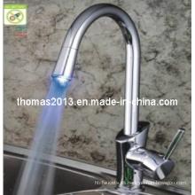 Grifo de cocina con LED Water Power
