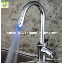 Water Power LED Kitchen Faucet