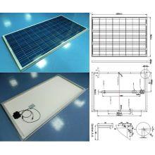 18 V 24 V 36 V 170 Watt 180 Watt 190 Watt Photovoltaik Modul Solar PV Panel mit Ce FCC Genehmigt