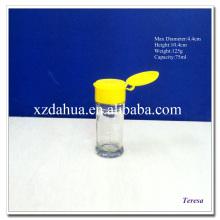 125g Wholesale Spice Glass Bottle