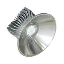 Baía de alta industrial 150W luz Alumínio IP65 IP67 5 anos de garantia