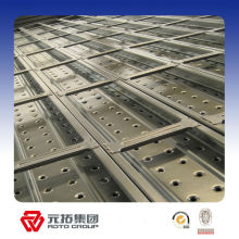Safe scaffold metal plank/steel scaffold boards used in construction