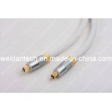 Premium Hq Metal Plug Digital Toslink Cable (WD17-009)