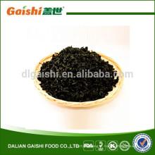 Vente chaude délicieux wakame organique coupé (wakame séché)