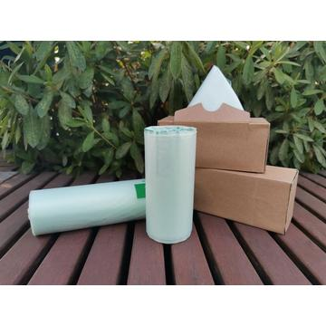 Sacs promotionnels compostables biodégradables 100% PLA