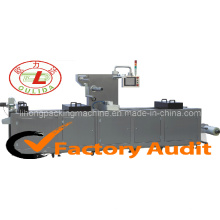 Dlz-460 Full Automatic Continuous Stretch Pork Vacuum Packing Machine