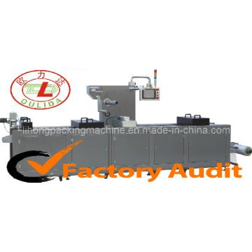 Dlz-460 Vollautomatische kontinuierliche Stretch-Schweine-Vakuumverpackungsmaschine