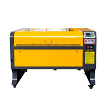 Laser engraving cutting machine and laser cutter 1080/906 60/80/100w for engraving  with rotary on woods Wine bottle wood