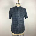 Männer Kurzarm Plaid Anti-Pilling-Shirts