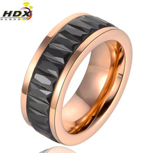 Stainless Steel Jewelry Fashion Accessories Finger Ring (hdx1051)