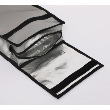 heat resistant fiberglass fabric bag
