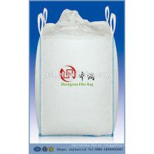 Bolso del fibc de los PP // bolsos grandes para 500kg, 1000kg, bolsos de la tonelada a granel de 2000kg // pp para el cemento