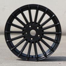 Jante de liga de 16 polegadas para rodas de alumínio de rodas de liga leve de carro